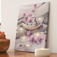 """Картина """"Гармония"""" со светодиодами, 30х40 см"""