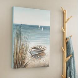 "Картина ""Морской бриз"", холст, 50х70 см"