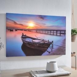 """Картина """"Вид на море"""" со светодиодами, 60х40 см"""