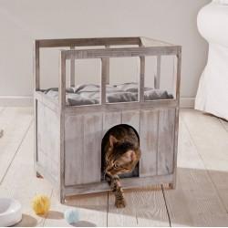 """Домик для кошки """"Вилла"""" 45х33х53 см"""