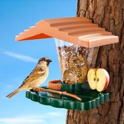 """Кормушка для птиц """"Вилла"""" 25х18,5х23 см"""