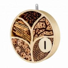 """Домик для насекомых """"Дерево жизни"""", диаметр 28 см"""