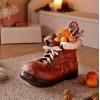 "Декоративная фигура ""Рождественский ботинок"" 33х17х20 см"