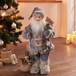 """Декоративная фигура """"Санта Клаус с табличкой"""" В 61 см"""