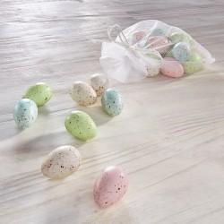 """Декоративные яйца """"Пастель"""" 24 шт."""