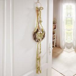 """Декоративный подвес """"Весенняя бабочка"""", высота 100 см"""