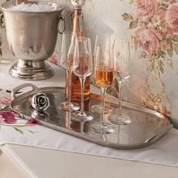 """Поднос """"Шампань"""" сервировочный, 54х29 см"""