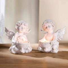 "Подсвечники ""Ангелочки"" 2 штуки"