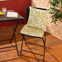 "Подушка на стул ""Лимоны"" 40х40х4 см"