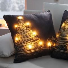 """Декоративная подушка """"Рождество"""" 40х40 см"""