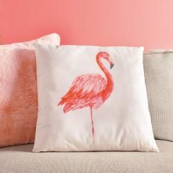 """Декоративная подушка """"Фламинго"""" 45х45 см"""