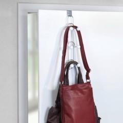 """Вешалка на дверь """"Сумочная"""" металл, В 38 см"""