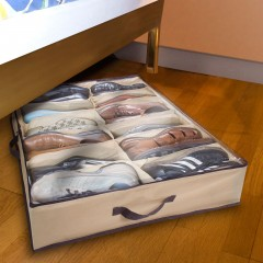 "Комод ""Подкроватный"" на 12 пар обуви, 70х60х15 см."