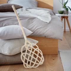 """Выбивалка для ковров """"Ротанг"""" 24х70 см"""