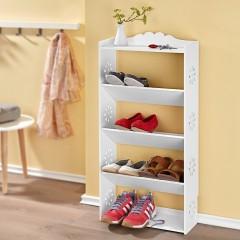"""Полка для обуви """"Тренд"""", 42х17х90 см"""