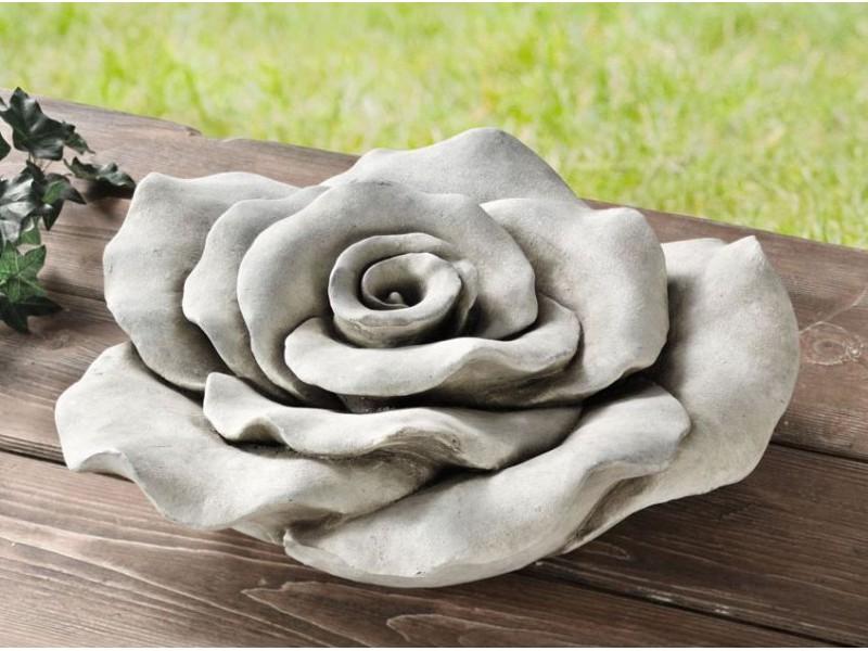 Как сделать каменный цветок