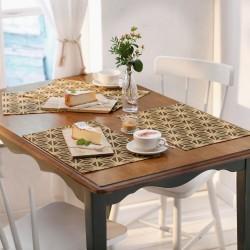 "Подложки на стол ""Модерн"" 45х30 см, 4 шт."