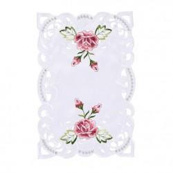"""Салфетки на стол """"Розы"""" 2 штуки, 30х45 см"""