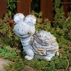 """Садовый светильник """"Черепаха"""" со светодиодами"""