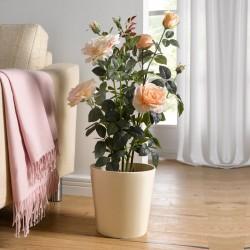 """Декоративное растение """"Розовый куст"""" В 82 см"""