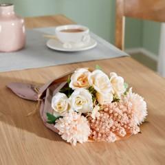 """Декоративные цветы """"Букет"""" В 34 см"""