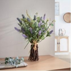 """Декоративные цветы """"Букет лаванды"""", высота 50 см"""