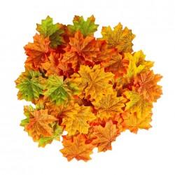 """Набор для декорирования """"Осенние листья"""", 100 штук"""