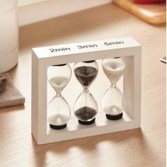 """Часы песочные """"Время"""" на 3 измерения"""