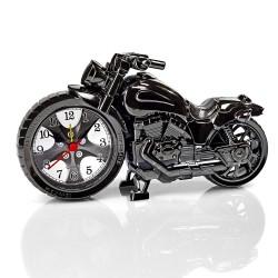 """Часы, будильник """"Мотоцикл"""" 22х5х12 см"""