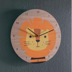 """Часы настенные """"Лео"""" диаметр 35 см"""
