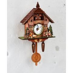 """Часы с маятником """"Шварцвальд"""" настенные, 13х5х23 см"""