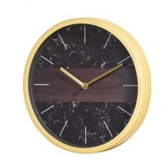 """Часы настенные """"Мрамор"""" диаметр 30,5 см"""