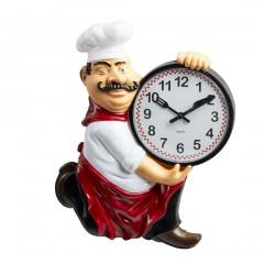 """Часы настенные """"Шеф-повар"""" 32х25,5 см"""
