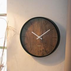 "Часы настенные ""Лес"", диаметр 30 см"