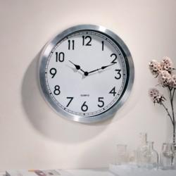 """Часы """"Серебро"""" настенные, диаметр 40 см"""