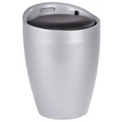 """Табурет, корзина для белья """"Серебро"""" В 50,5 см"""