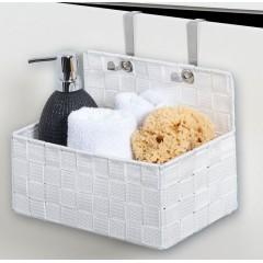 """Органайзер """"Корзинка"""" для ванной, в двух расцветках"""