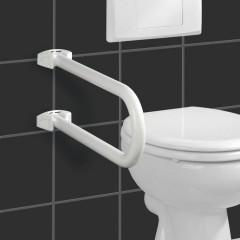 """Поручень """"Помощник"""" откидной, для ванной комнаты"""