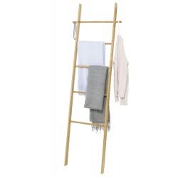 """Лесенка """"Бамбук Люкс"""" для полотенец и одежды, 43х33х170 см"""