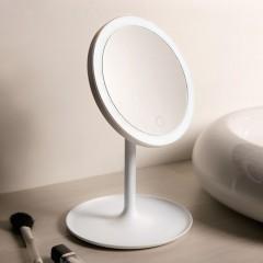 """Зеркало косметическое """"Дотронься!"""" с подсветкой, пластик, 18х28 см"""
