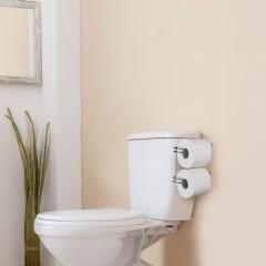 """Держатель для туалетной бумаги """"Подвесь!"""", металл, 20х17х10,5 см"""